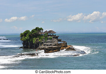Pura Tanah Lot, Bali, Indonesia.