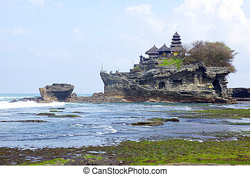 Pura Tanah Lot - Tanah Lot temple. Bali island, indonesia