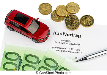 purchase agreement for car