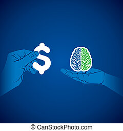 purchase knowledge with money