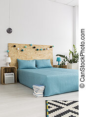 Pure and simple design for peaceful dreams