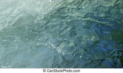 Pure Glacier Water