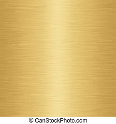 pure gold - enormous sheet of brushed gold metal texture