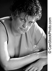 pure - portraet of a woman named Tanja