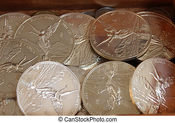 pure silver coins ounce liberty