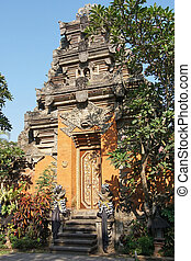 Puri Saren, Ubud, Bali, Indonesia - Puri Saren, sights of...