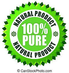 puro, naturale, prodotto