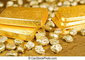 puro, oro