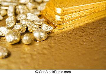 puro, ouro
