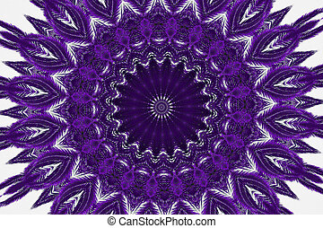 Purple abstract 2