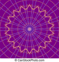 purple abstract background, light