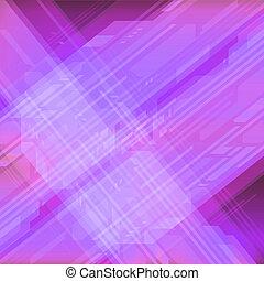 Purple background digital style