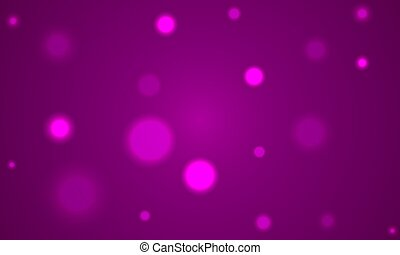 purple background with blurry bokeh