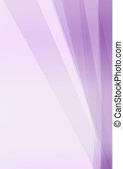 purple background with modern digital waveforms