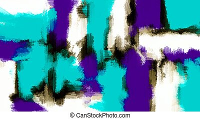 purple blue and black abstract