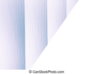 Purple blue elegant striped background pattern with white space