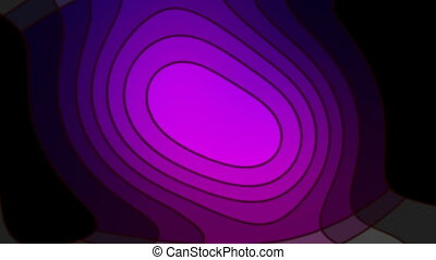purple cartoon seamless looping bg