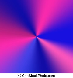 Purple conical gradient - Colorful multicolored background...