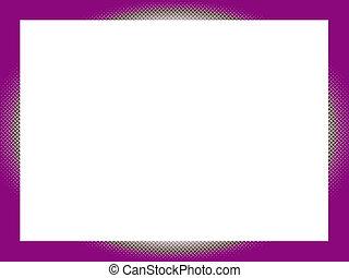 Purple & Criss Cross