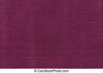 Purple fabric - Closeup detail of purple fabric texture...
