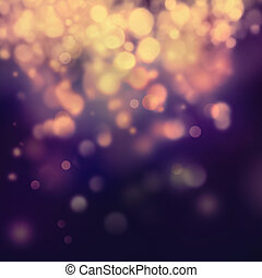 Purple Festive Christmas background