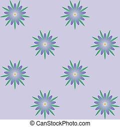 purple flowers on lavender background