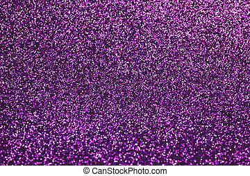 Purple glitter background - Purple shiny glitter holiday...