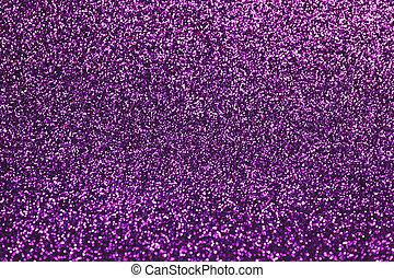 Purple glitter background - Purple shiny glitter holiday...