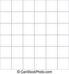 Purple Grid White Background