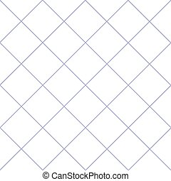Purple Grid White Diamond Background