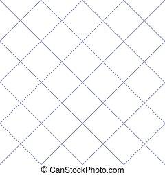 Purple Grid White Diamond Background