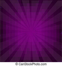 Purple Grunge Background Texture With Sunburst