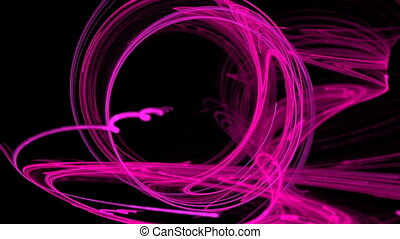 purple lines motion background