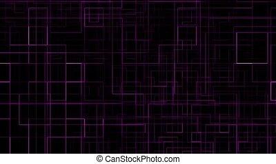 Purple lines