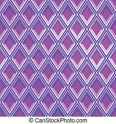 purple mosaic seamless pattern