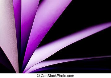 purple notepad background II