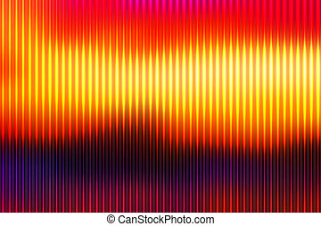 Purple orange yellow red brown background with light lines