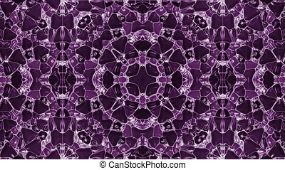 purple plastic flower pattern,gorge