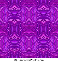 Purple seamless abstract psychedelic spiral stripe pattern background