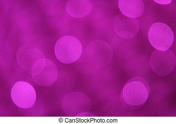 Purple Sequin Blur