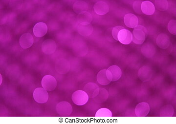 Purple Sequin Blur