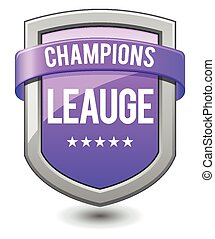 Purple shield Champions league