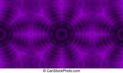 purple snowflake flower pattern