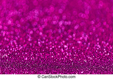 Purple sparkling background from small sequins, closeup. Brilliant backdrop