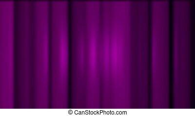purple stage curtain,metal backgrou