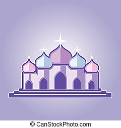 Purple Temple