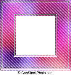 purple violet border - Abstract border with purple and ...