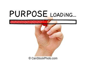 Purpose Loading Bar Concept
