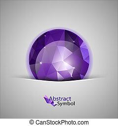 purpur, boll