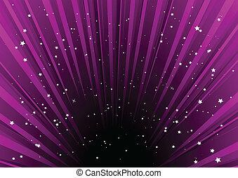 purpur, explosion